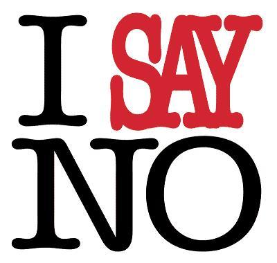 Hard saying no to 2009