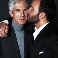 Tom Ford and Richard Buckley Forever