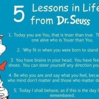 Five life lessons from Dr Seuss